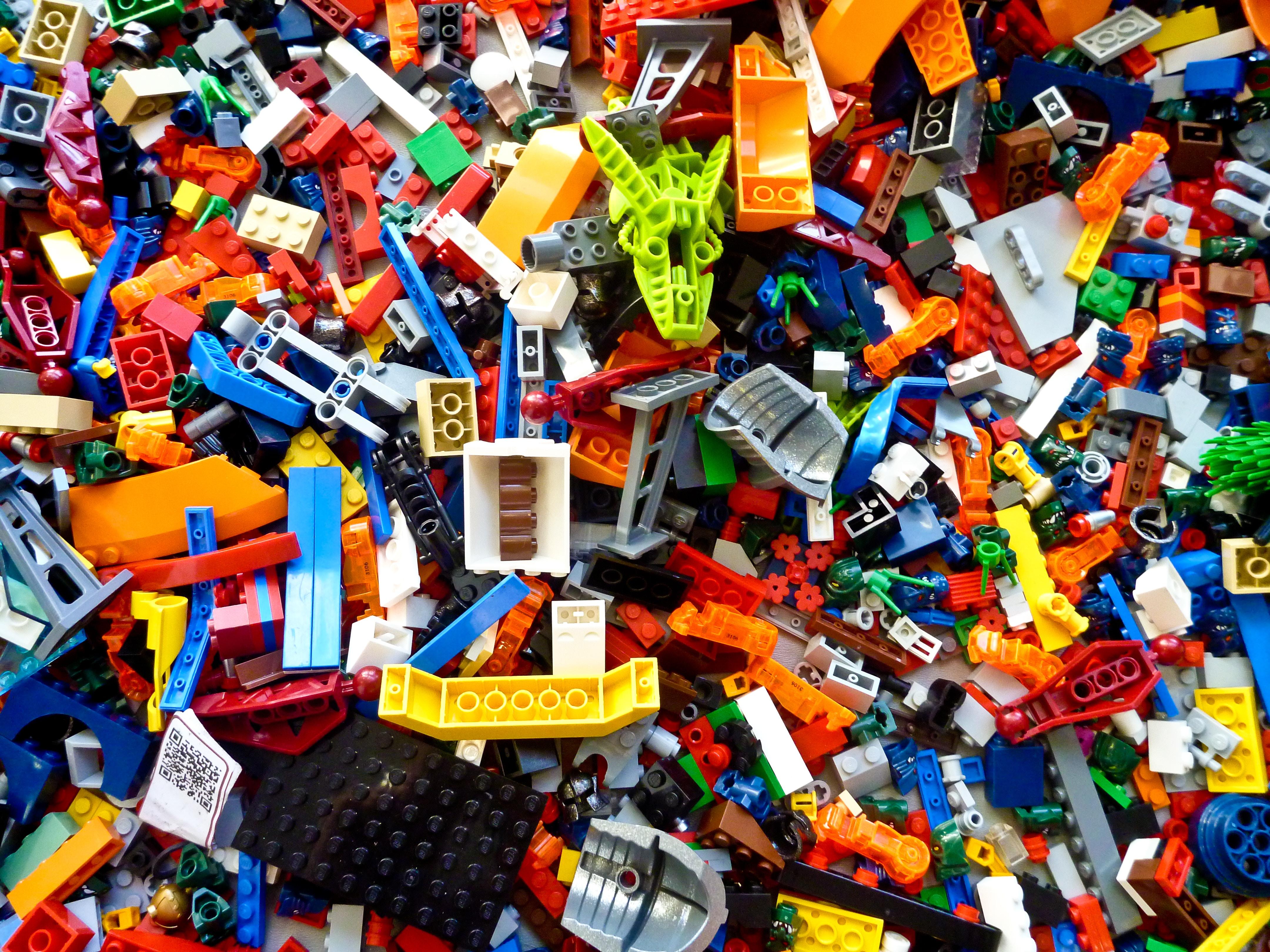 Lego investieren Geldanlage