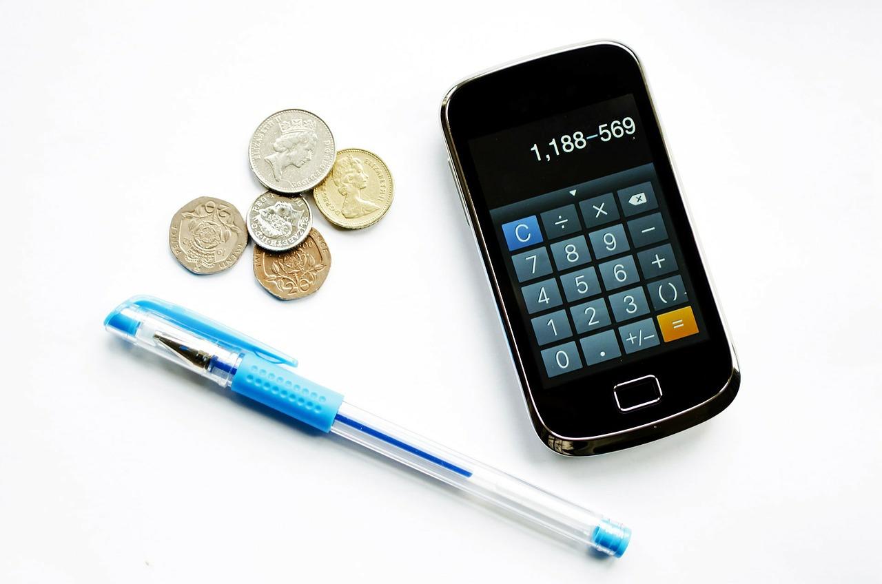 Ausgaben Haushaltsrechnung