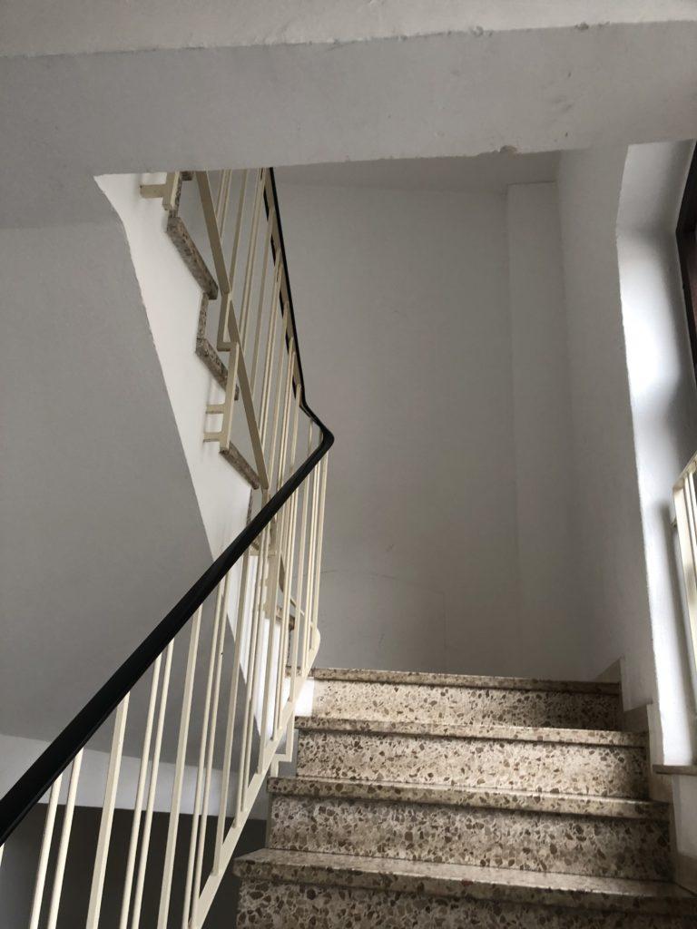 Treppenhaus Baugenehmigung