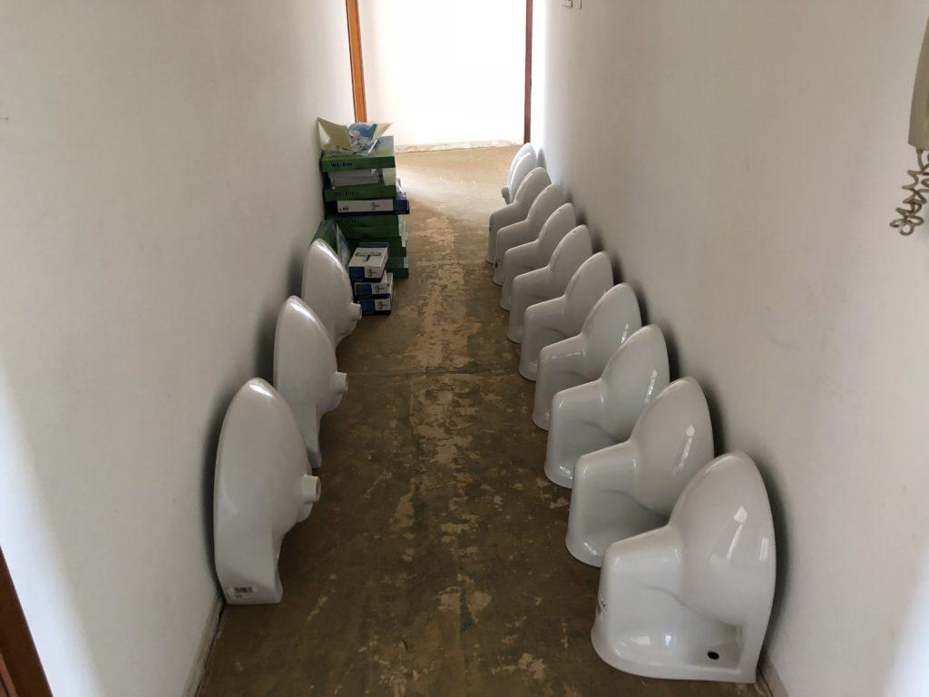Sanitäreinrichtung