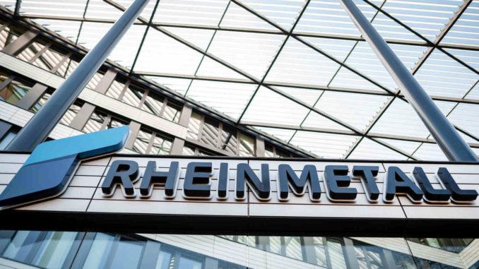 Rheinmetall Titelbild